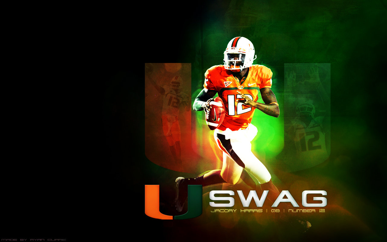 Back Images For Miami Hurricanes Wallpaper 1280x800
