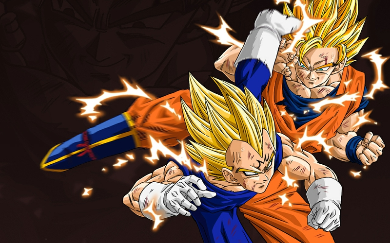 dragon ball z super saiyan 4 1280x800 wallpaper Anime Dragonball 800x500