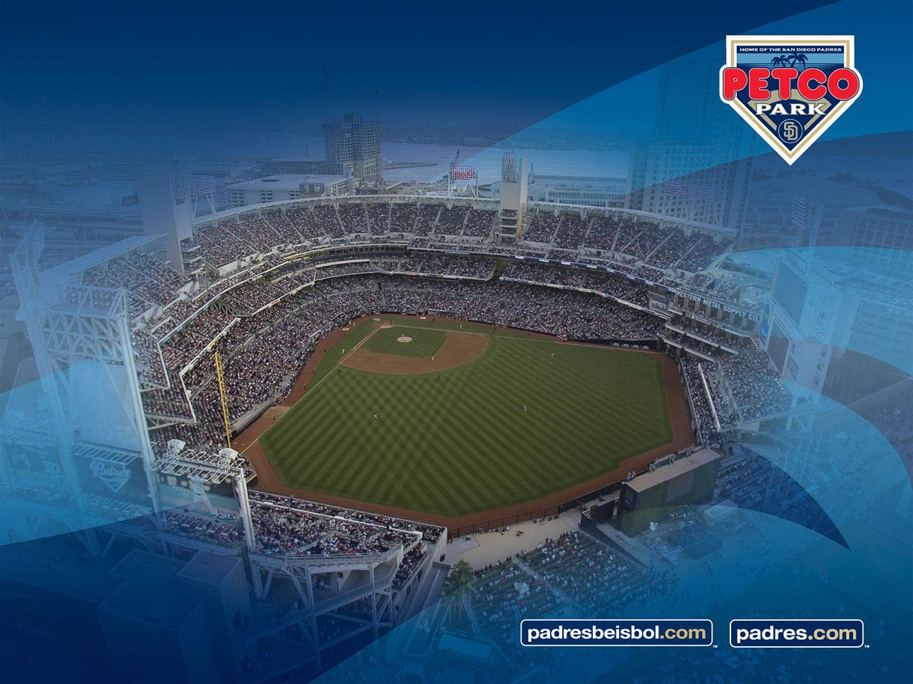 Download San Diego Padres wallpaper Padres Petco Ballpark 1280x960