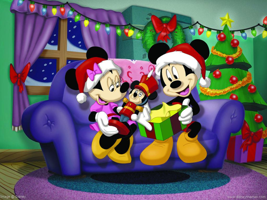 Disney Christmas WallpaperTHR999HKRG 10 1024x768