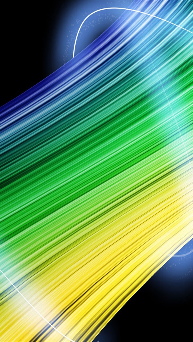 green and yellow lines iPhone 5 wallpaper iPhone 5s Wallpaper 640x1136