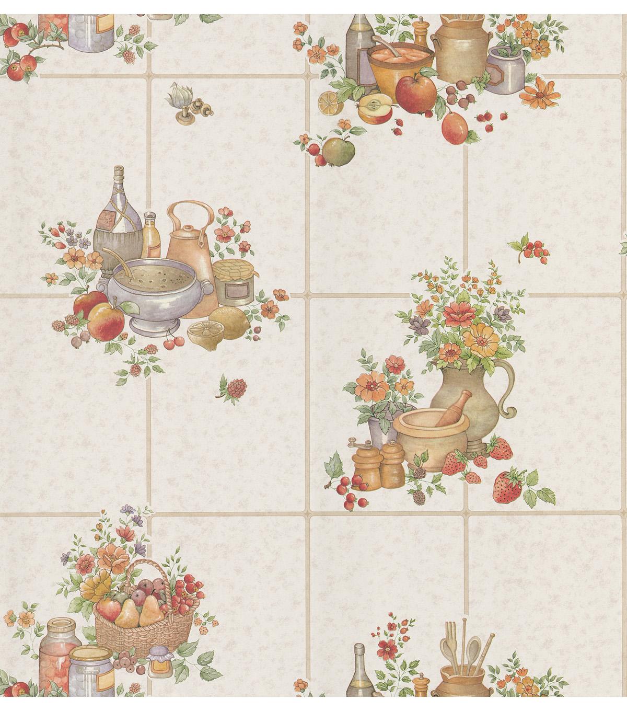 49 Kitchen Wallpaper Samples On Wallpapersafari