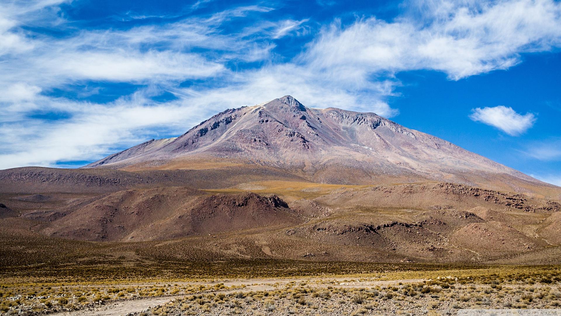 Somewhere in Potos Bolivia HD 4K HD Desktop Wallpaper for 4K 1920x1080