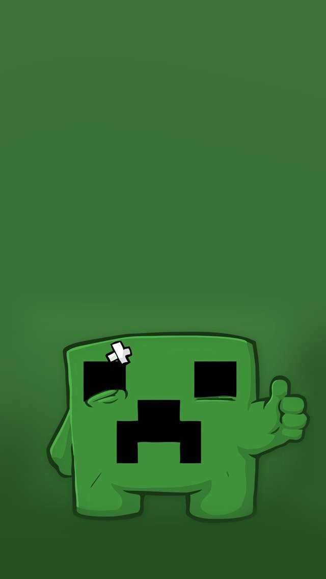 Iphone Wallpapers Minecraft Iphone Wallpaper 640x1136