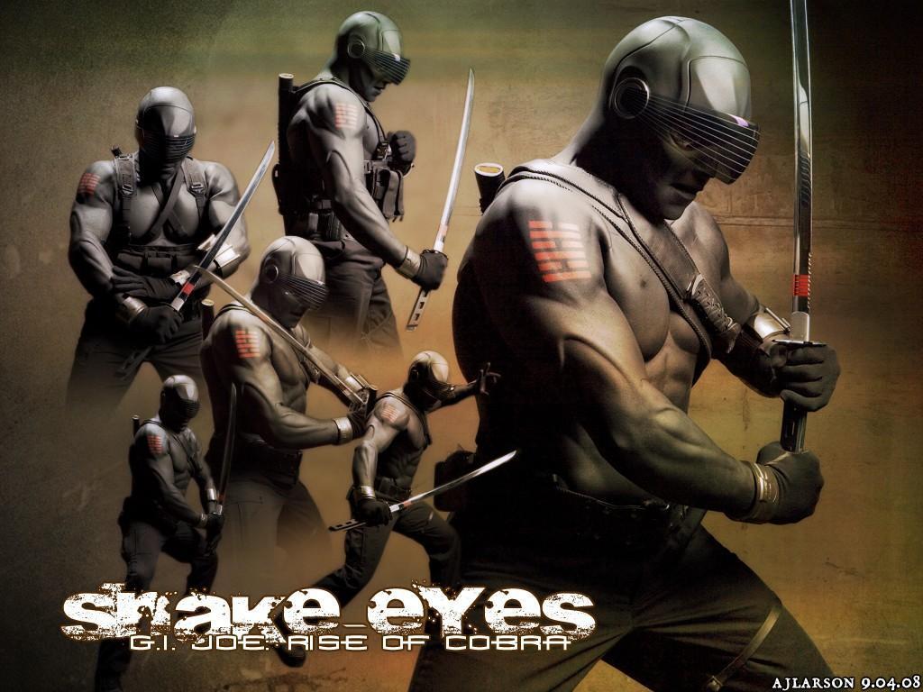 snake eyes papel de parede sobre snake eyes 1024x768