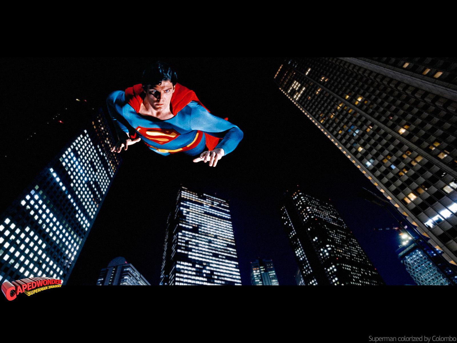 Superman The Movie Superman II 1600x1200