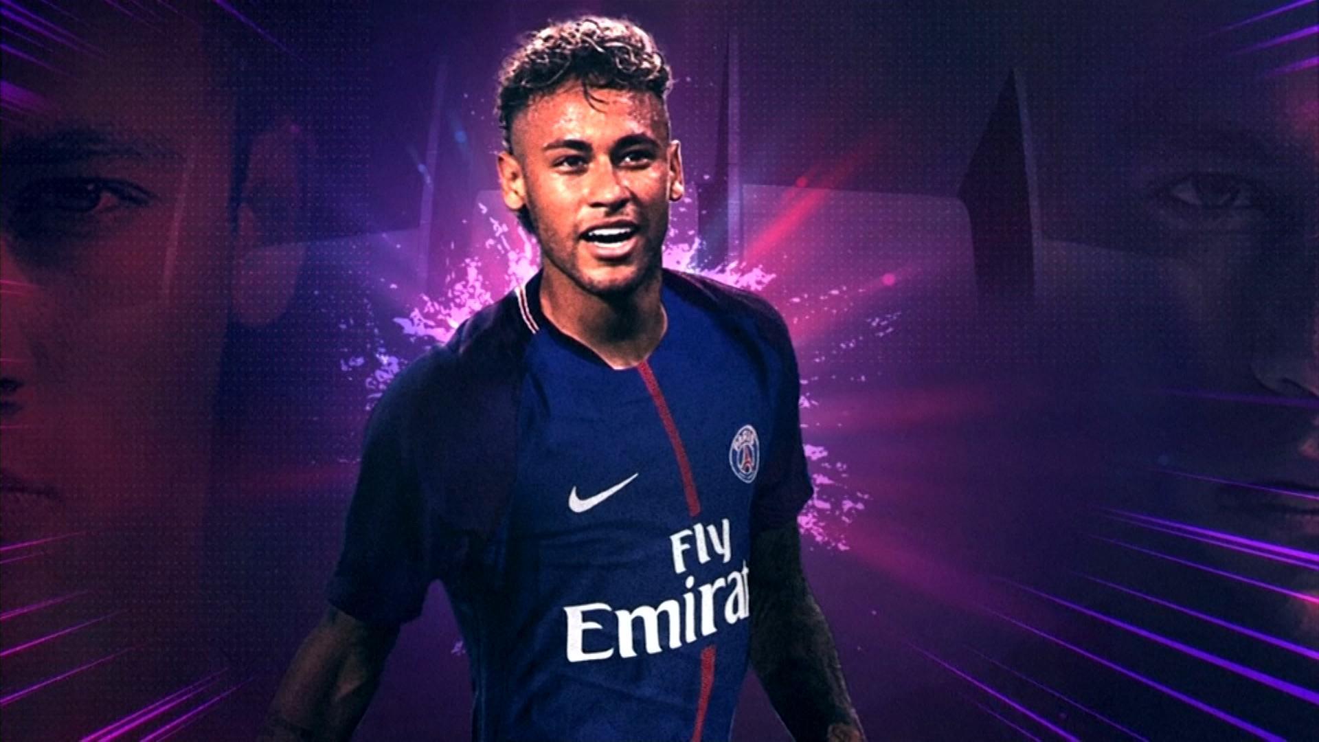 98+] Neymar PSG Wallpapers on WallpaperSafari
