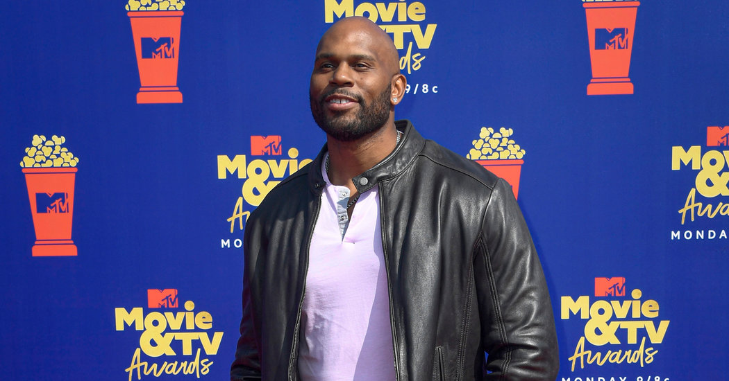 Body of Former Pro Wrestler Shad Gaspard Found on Beach   The New 1050x550