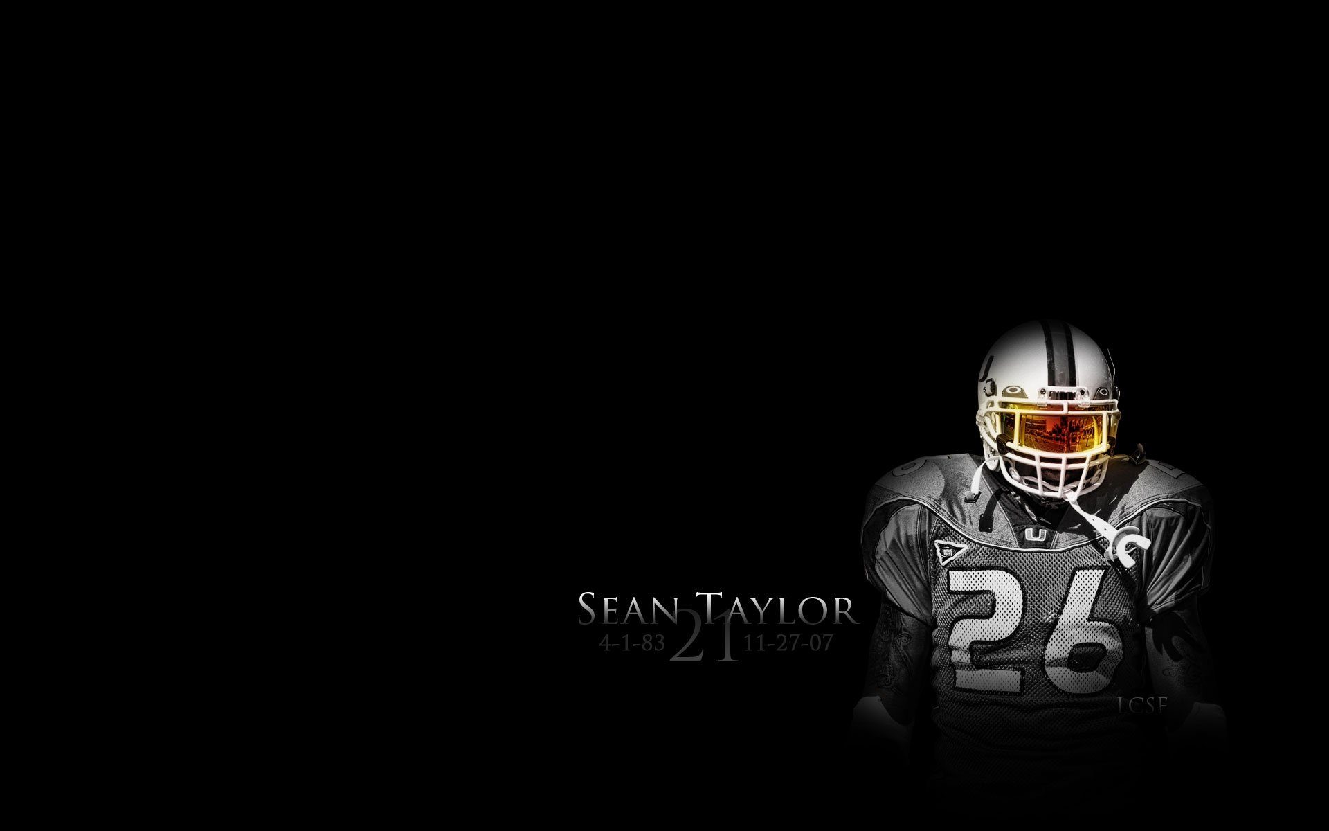 Displaying 16 Images For   Sean Taylor Screensavers 1920x1200