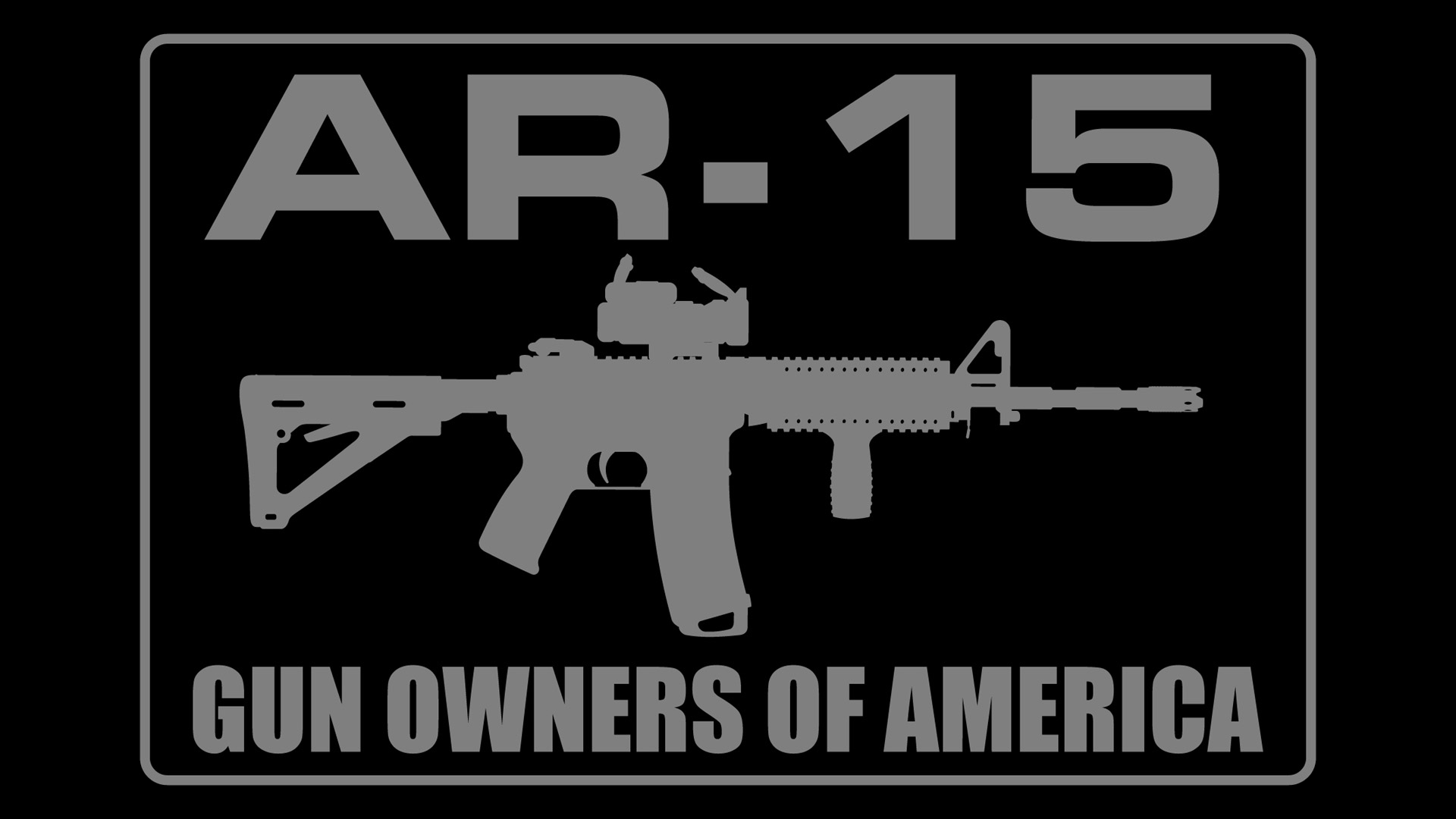 AR 15 Computer Wallpapers Desktop Backgrounds 1920x1080 ID526536 1920x1080