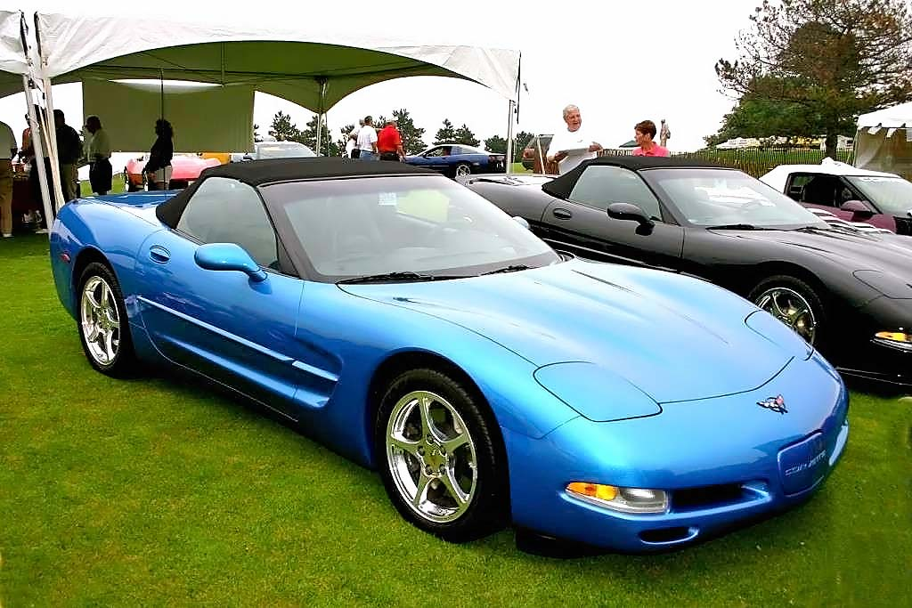 Corvette Screensaver C5 Generation and Windows Backgrounds 1024x683