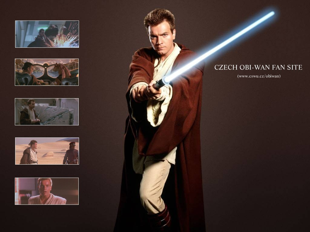 Obi Wan Kenobi Wallpaper   Obi Wan Kenobi Wallpaper 10079032 1024x768