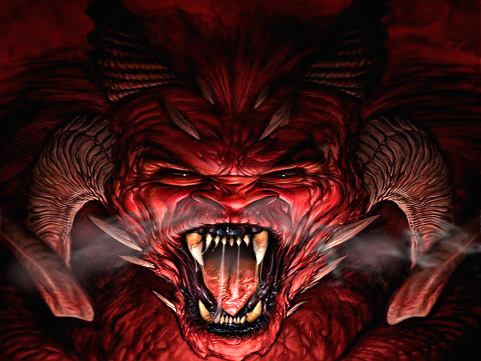 Dark Demon Wallpaper 1600x1200 Dark Demon 1600x1200