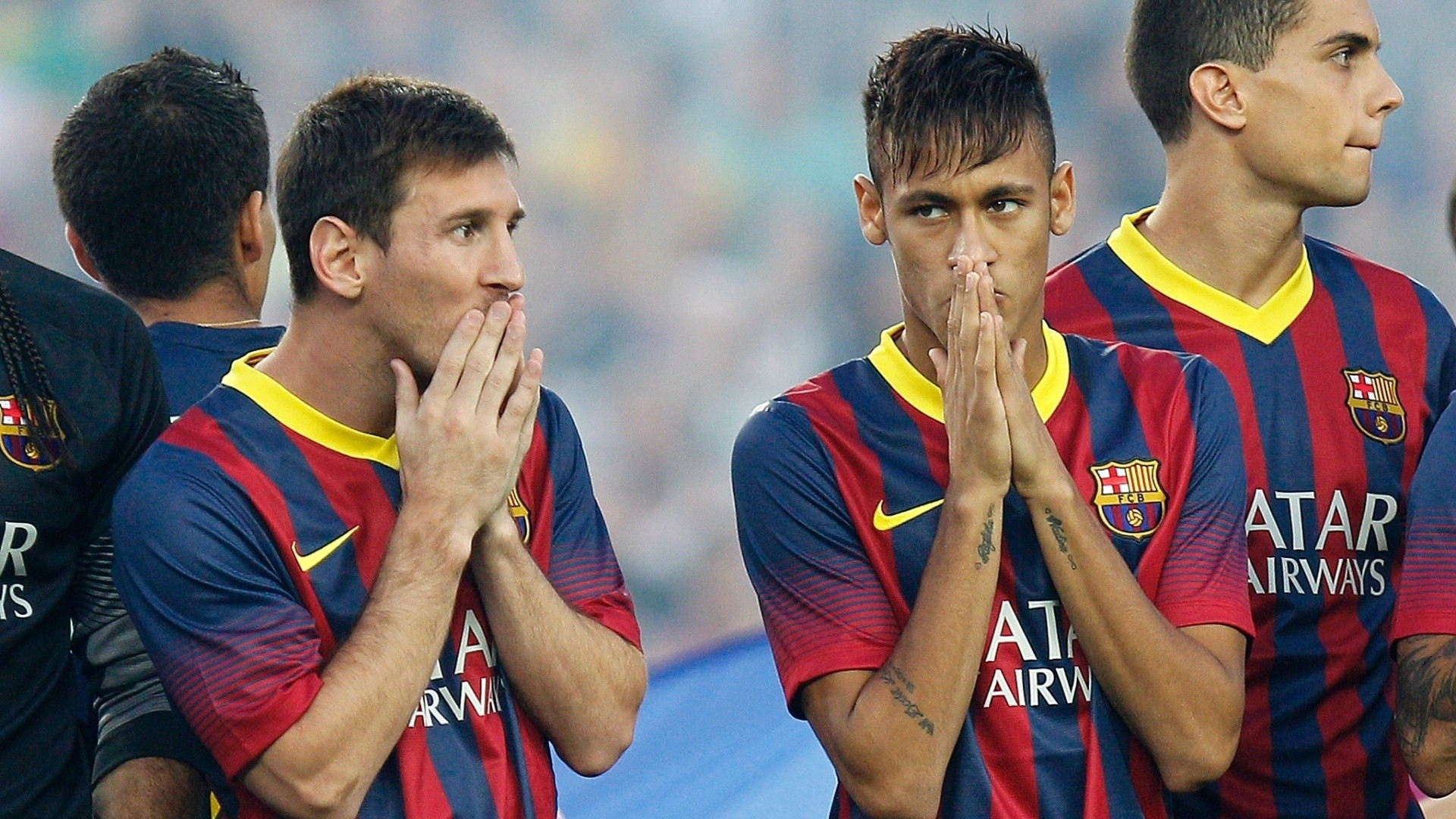 3627f440387 Lionel Messi Neymar Wallpaper Football HD Wallpapers 1920x1080