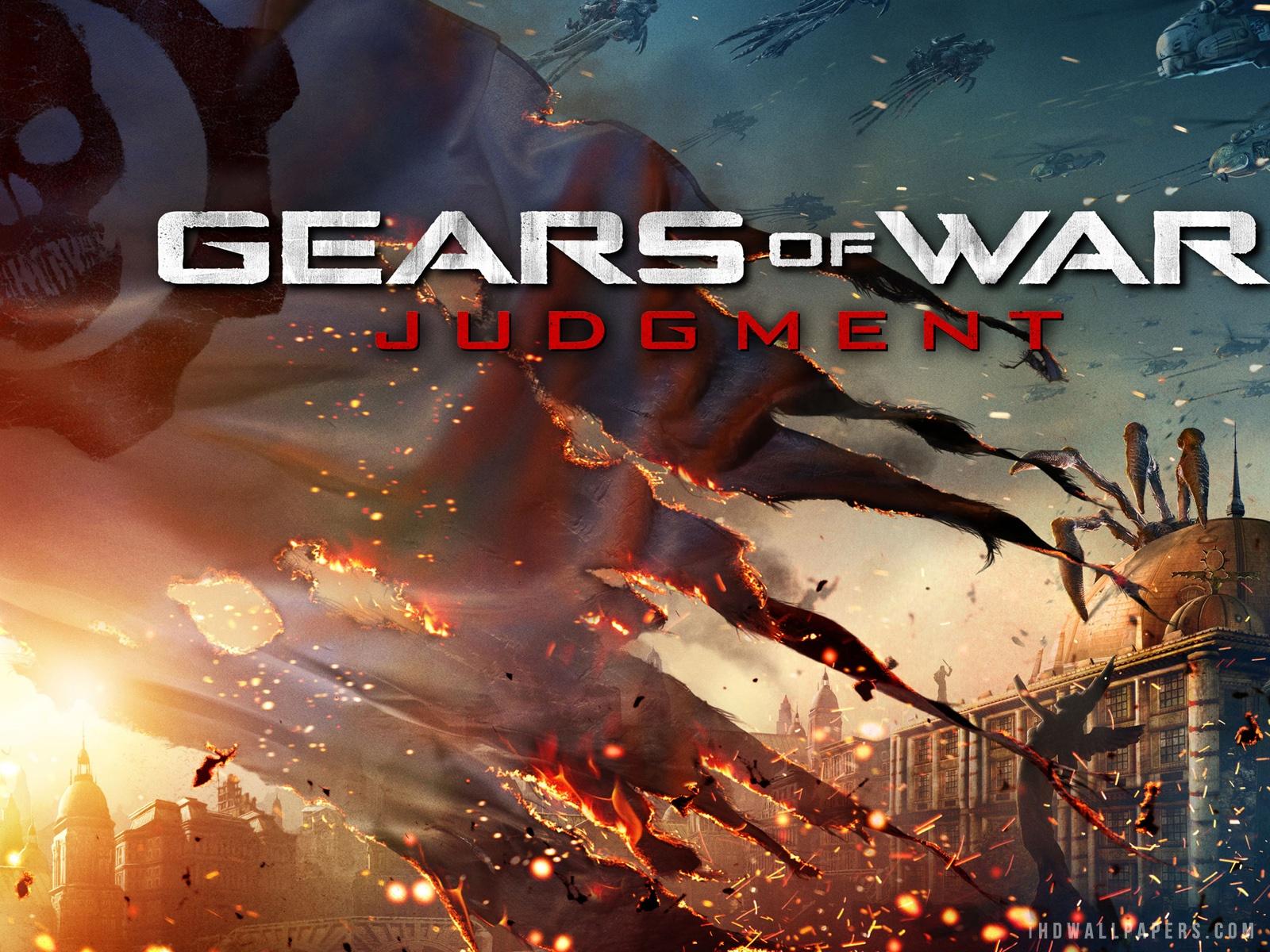 Description Download Gears of War Judgment Game WallpaperBackground 1600x1200