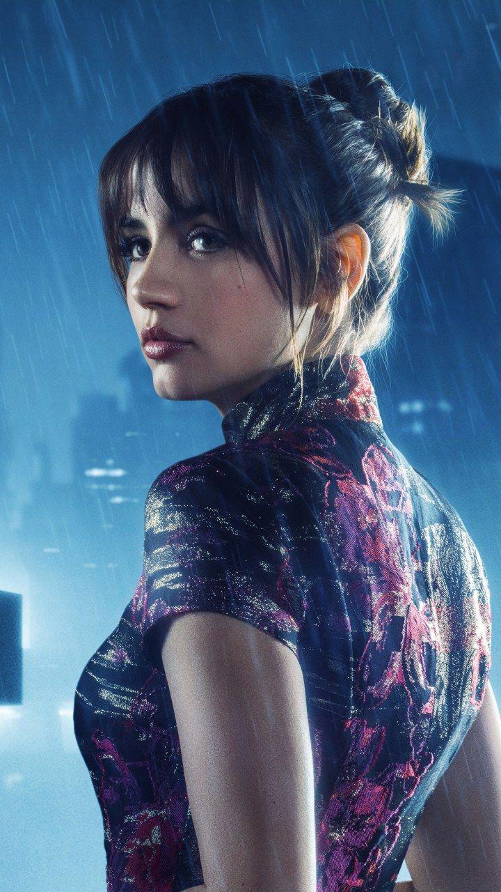 Downaload Ana De Armas Joi Blade Runner 2049 actress movie 720x1280