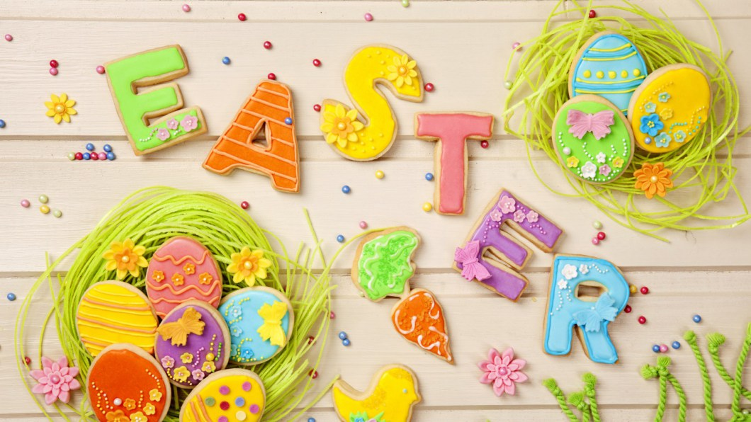 Happy Easter Day Images 2018 Easter HD Wallpapers 1060x596