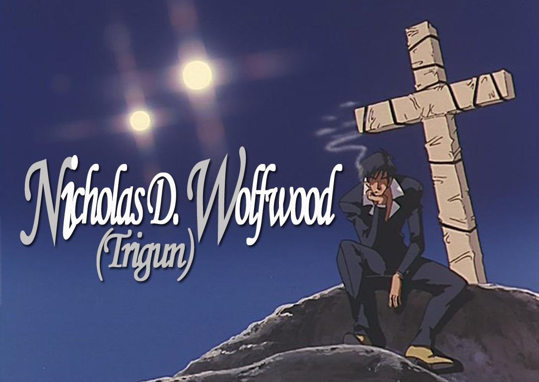 wallpaper wallpaper Trigun Player Nicolas D Wolfwood Wallpaper 1086x771