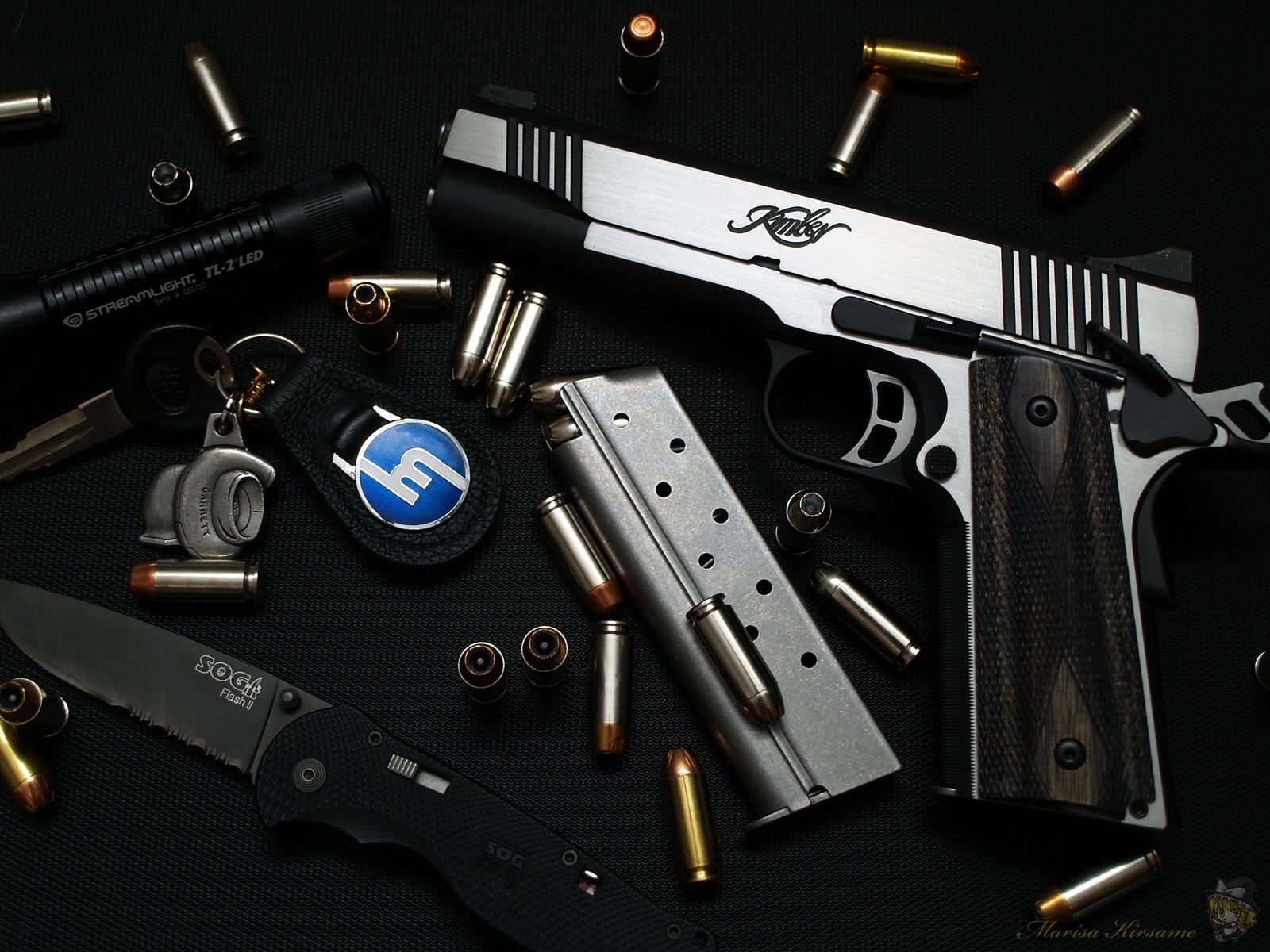Kimber Pistol Wallpaper 19   1600 X 1200 stmednet 1600x1200