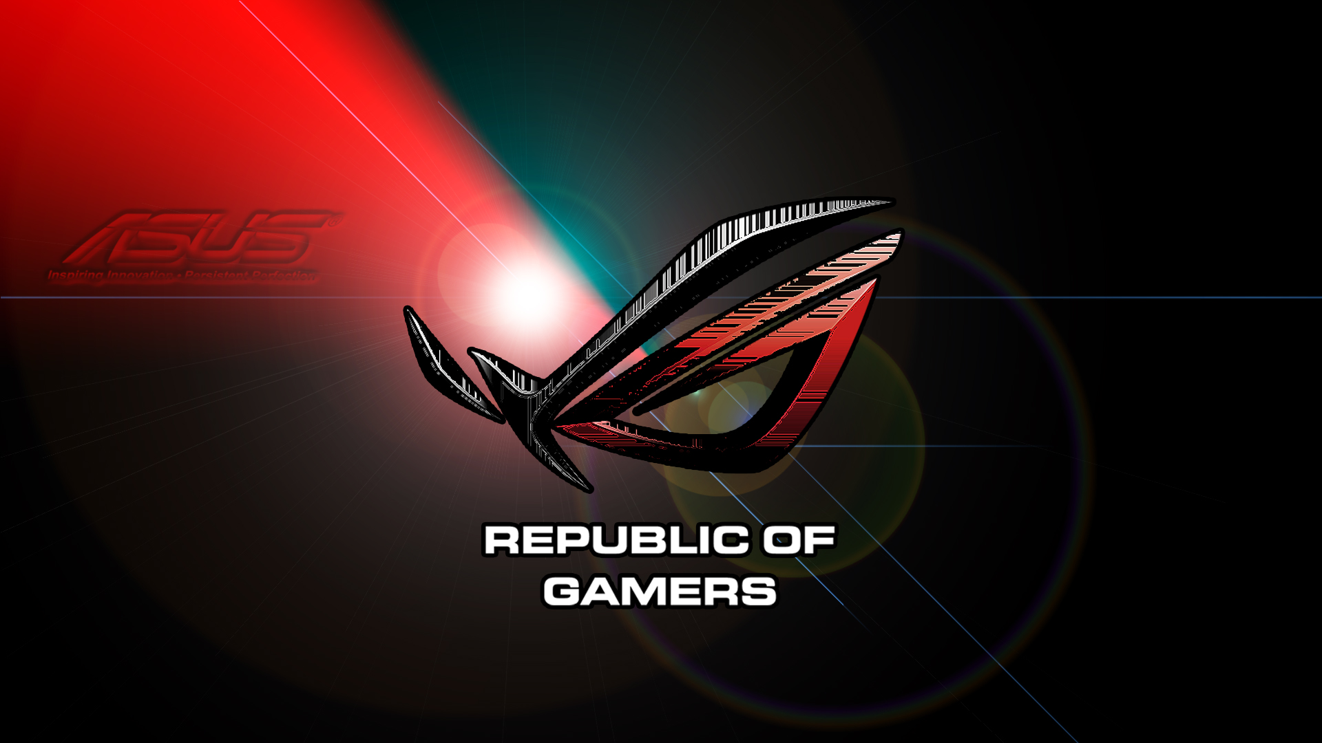 asus rog desktop wallpaper   wallpapersafari