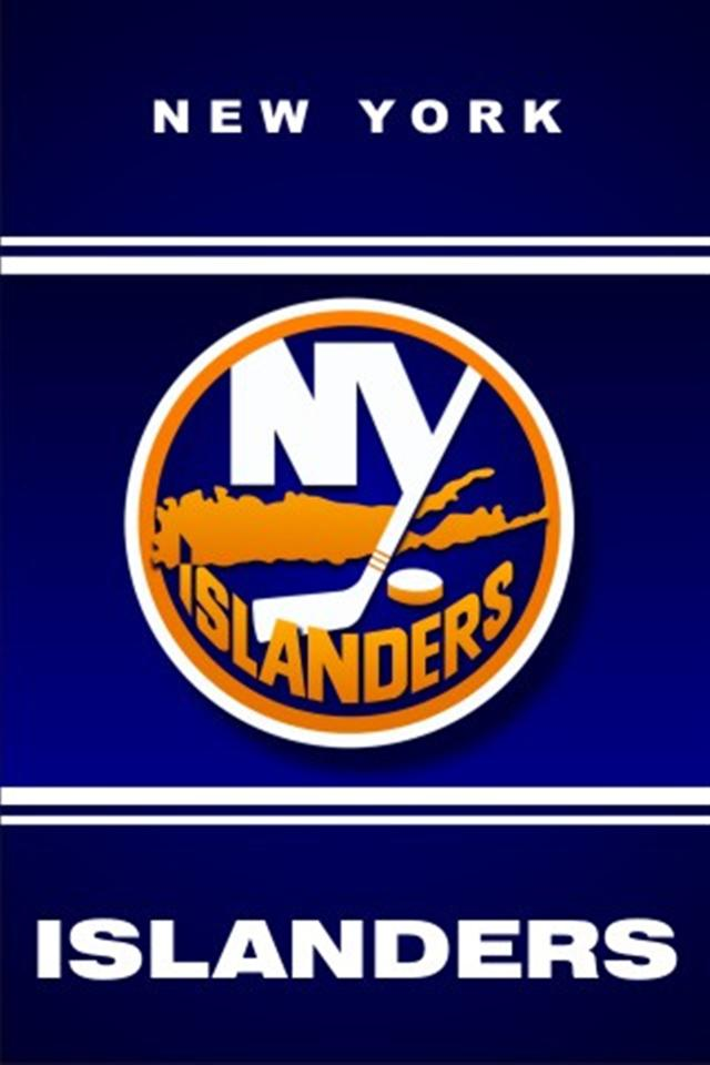 New York Islanders 2 Sports iPhone Wallpapers iPhone 5s4s3G 640x960