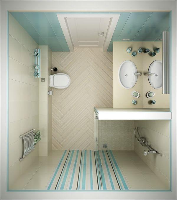 Small Bathroom Ideas 600x675