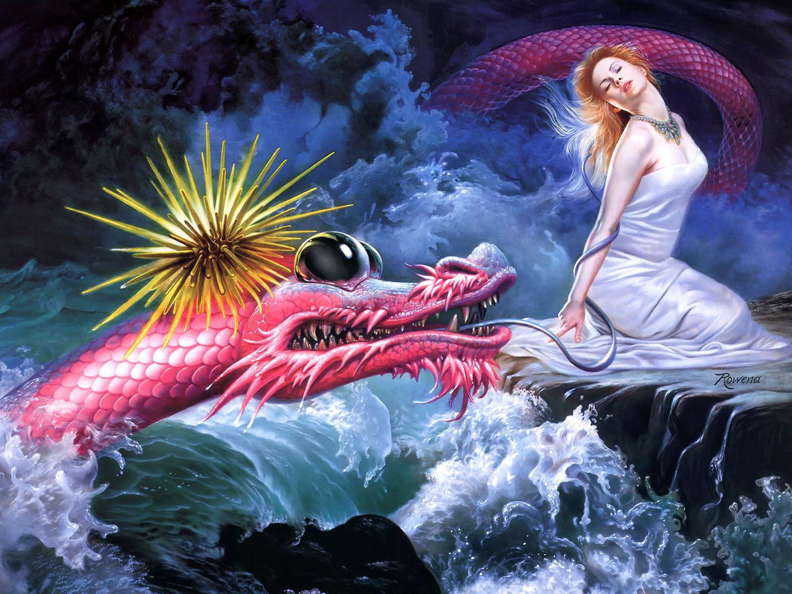 Fantasy Desktop Wallpapers 1600x1200