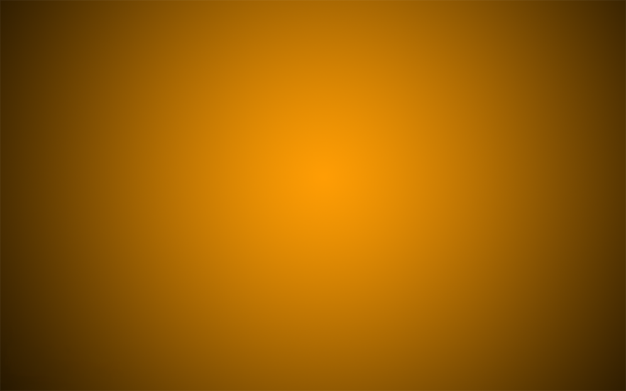 Color orange wallpaper Wallpaper 1280x800