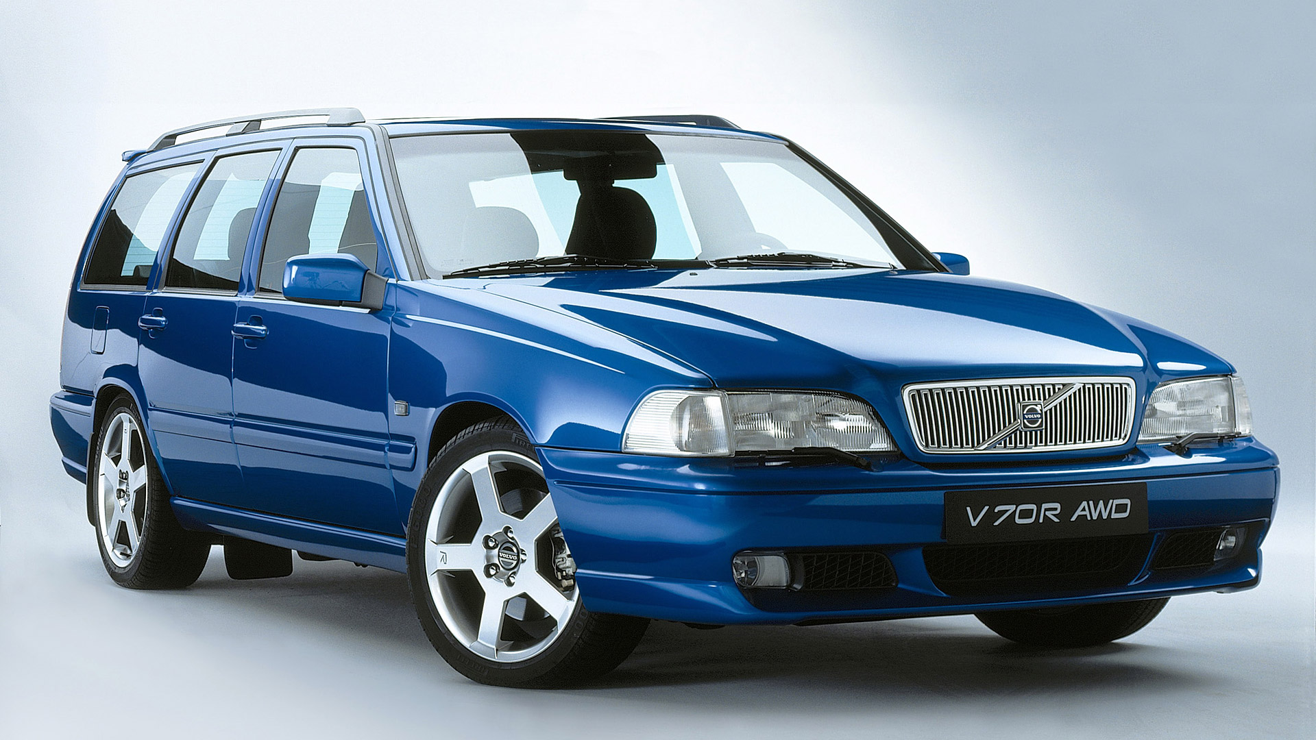 1997 Volvo V70 R AWD Wallpapers HD Images   WSupercars 1920x1080
