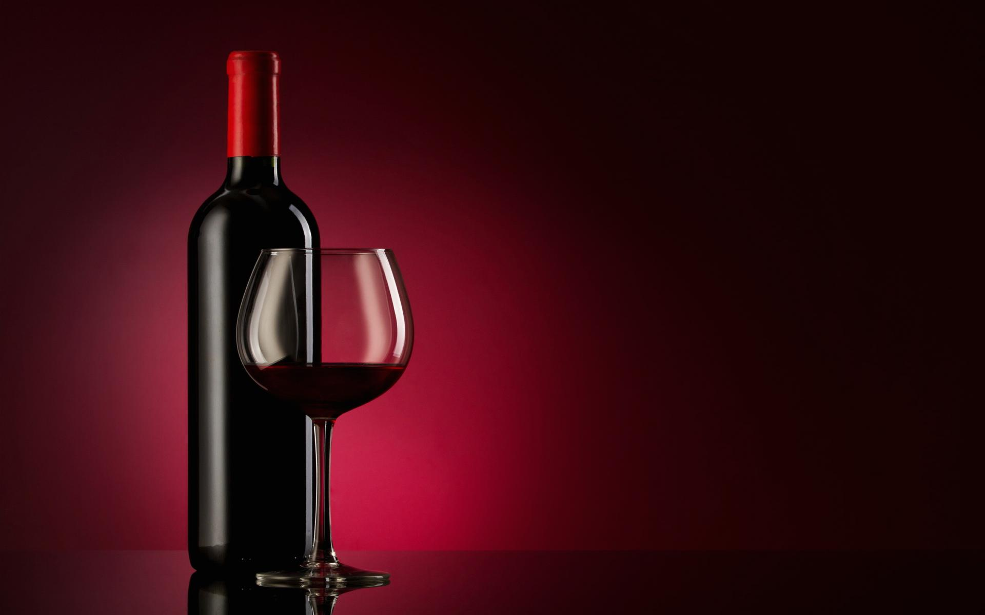 Bottle Of Red Wine Cake