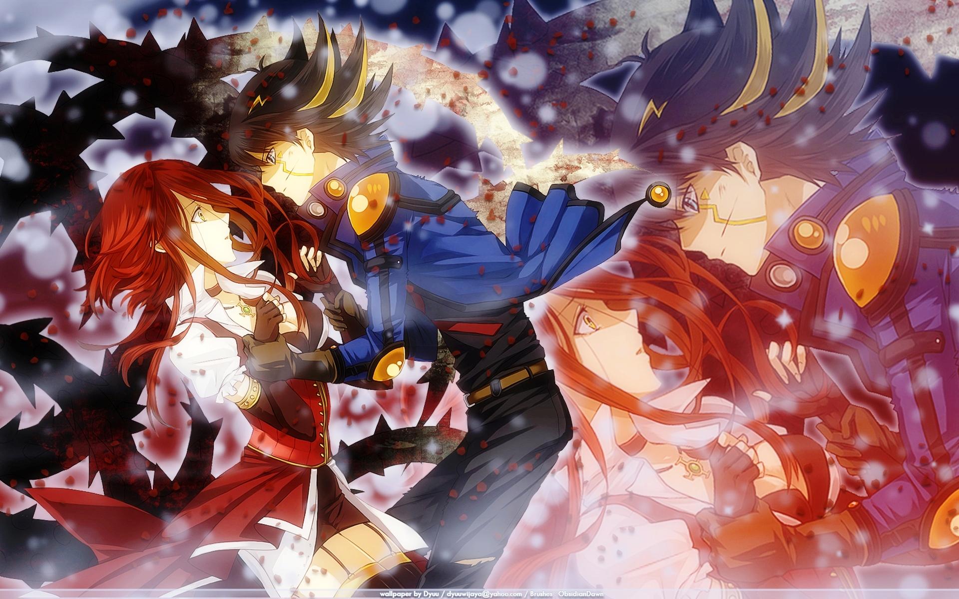 Yusei Fudo Wallpaper   Zerochan Anime Image Board 1920x1200