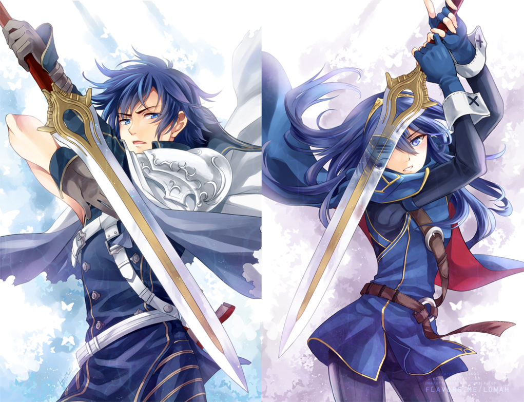 Free Download Fire Emblem Awakening Chrom Wallpaper Fire Emblem