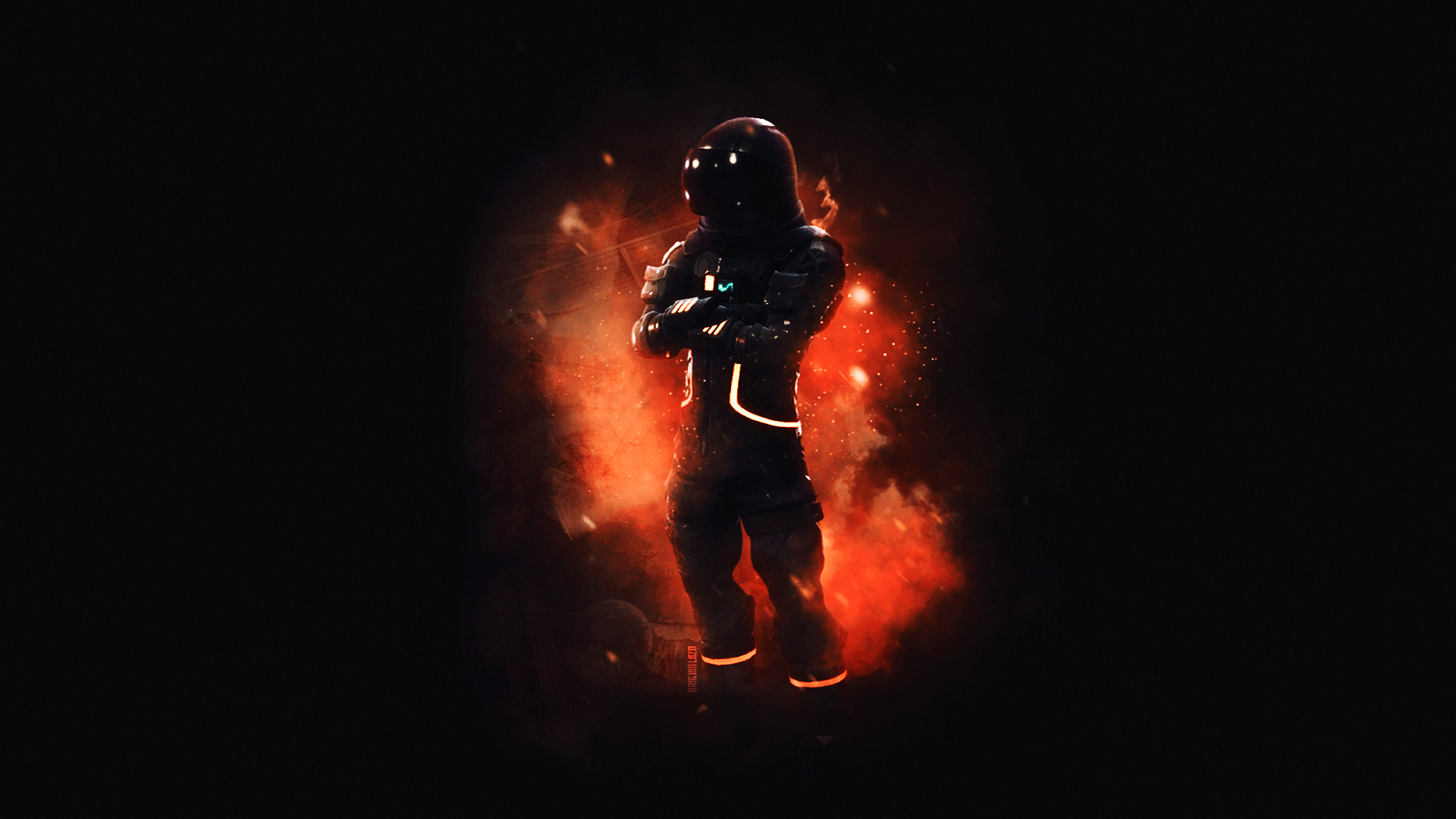 Dark Voyager Wallpaper EDIT FortNiteBR 1920x1080