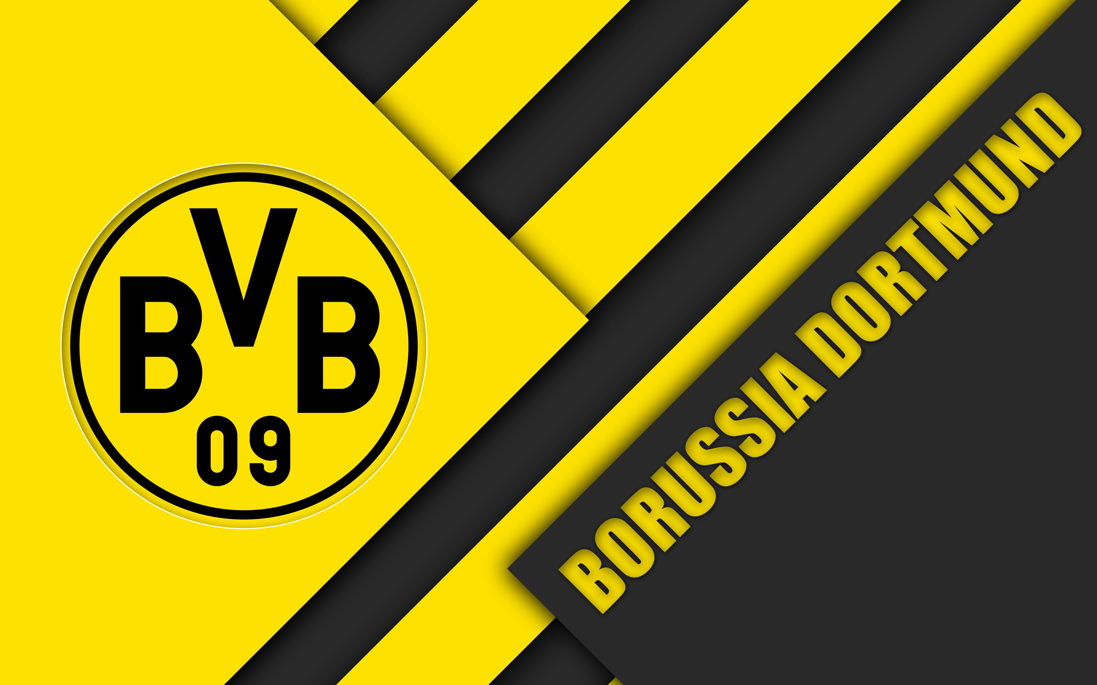 Borussia Dortmund 4k Ultra HD Wallpaper Background Image 3840x2400