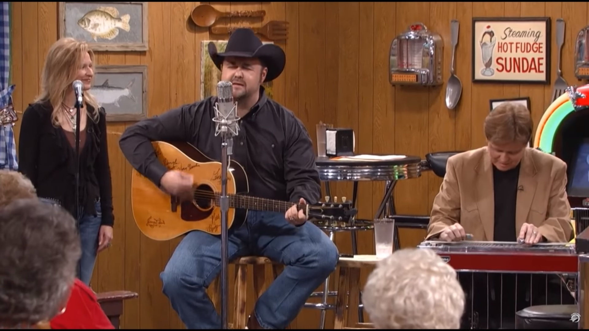 Daryle Singletary I Never Go Around Mirrors New Live Music 1920x1080