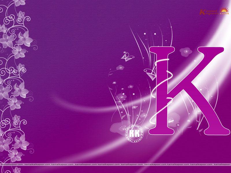 Letter K Wallpapers - WallpaperSafari