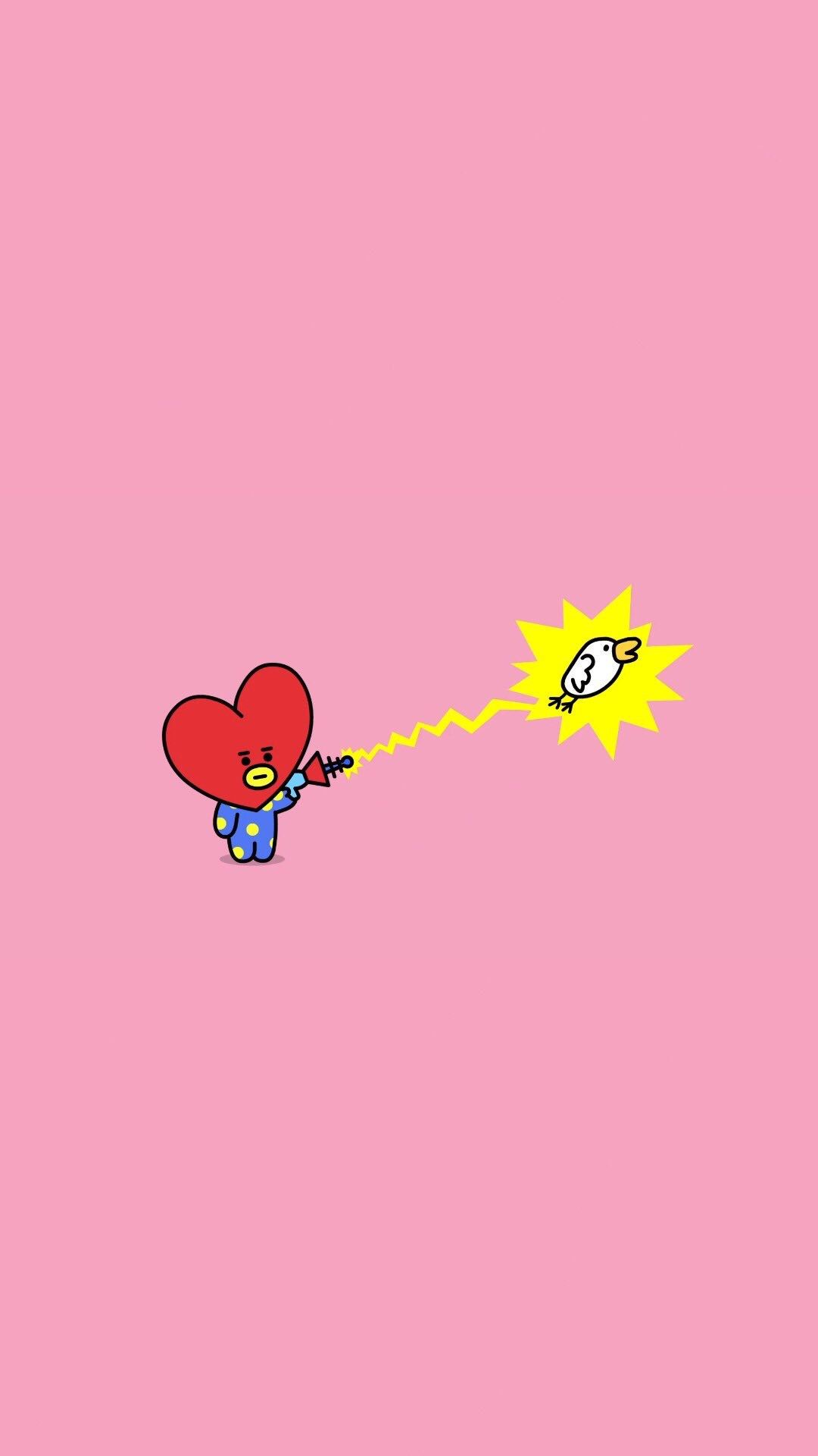 Wallpaper TATABT21 LINEBt21 Pinterest 1080x1920