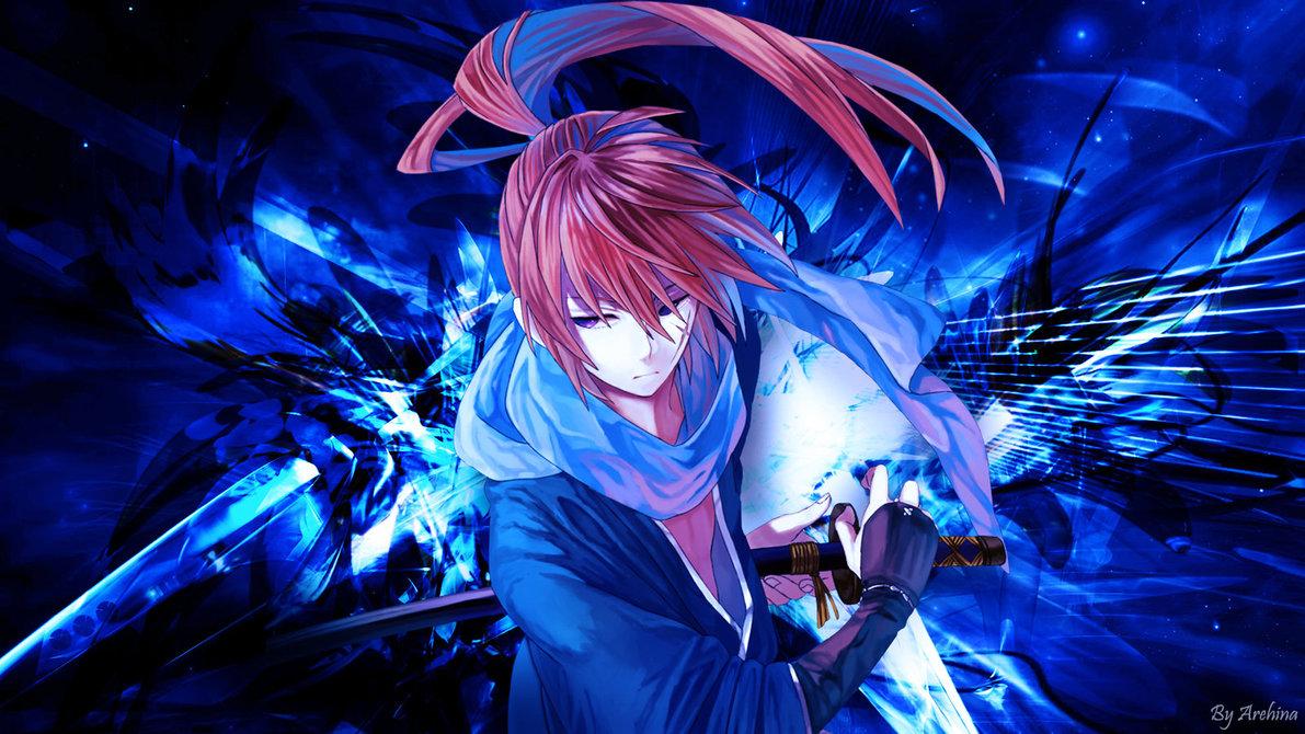 50 ] Kenshin Himura Wallpaper On WallpaperSafari