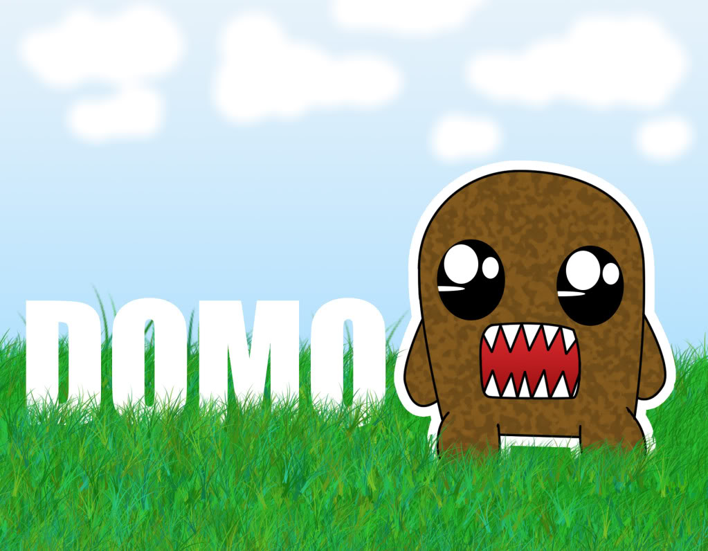 Kumpulan wallpaper DOMO KUN silakan di download 1023x796