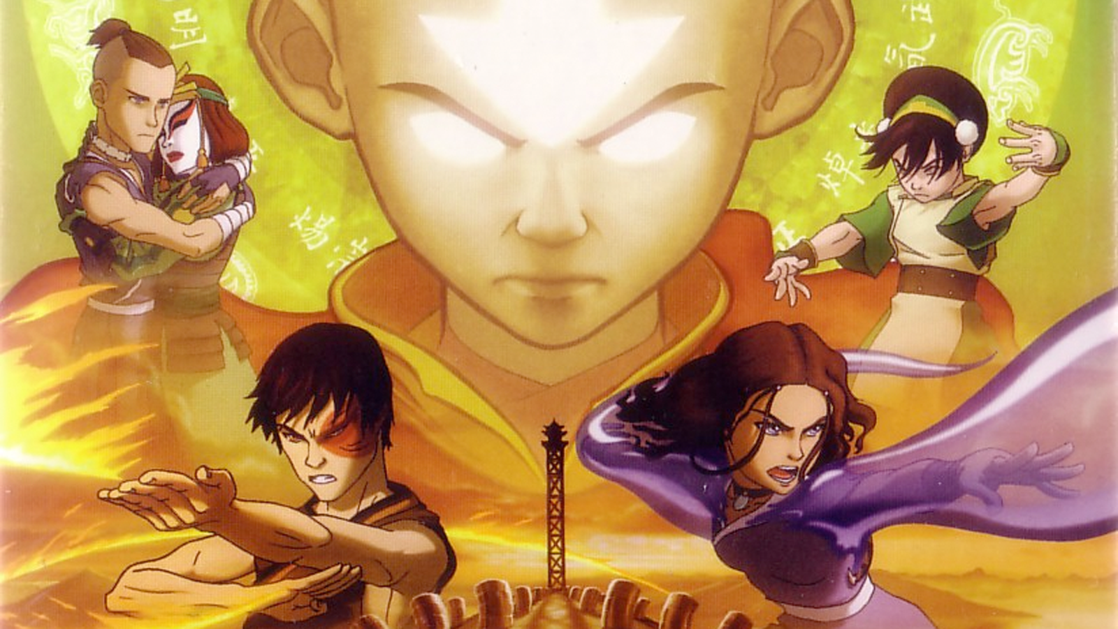 Anime   Avatar The Last Airbender Wallpaper 1600x901