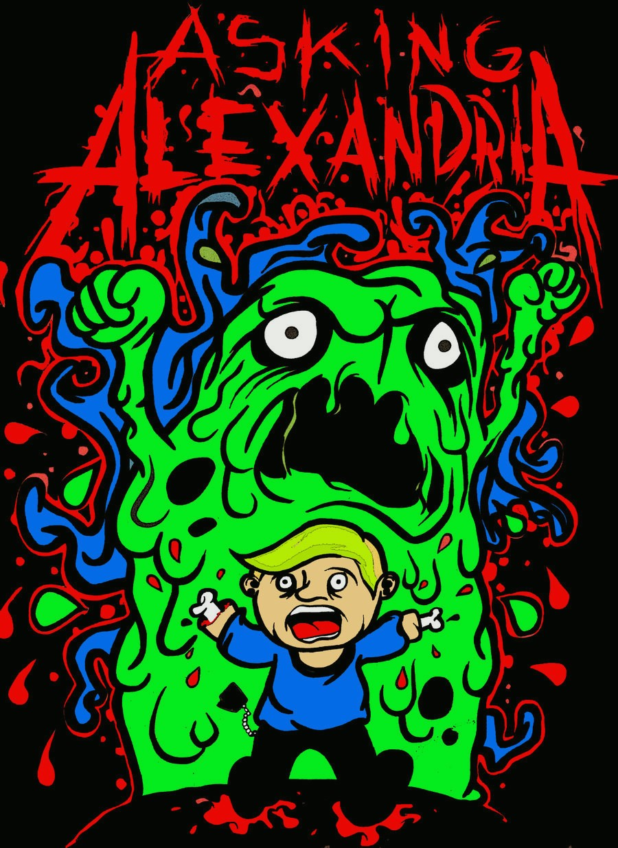 Asking Alexandria Wallpapers HD Download 900x1236