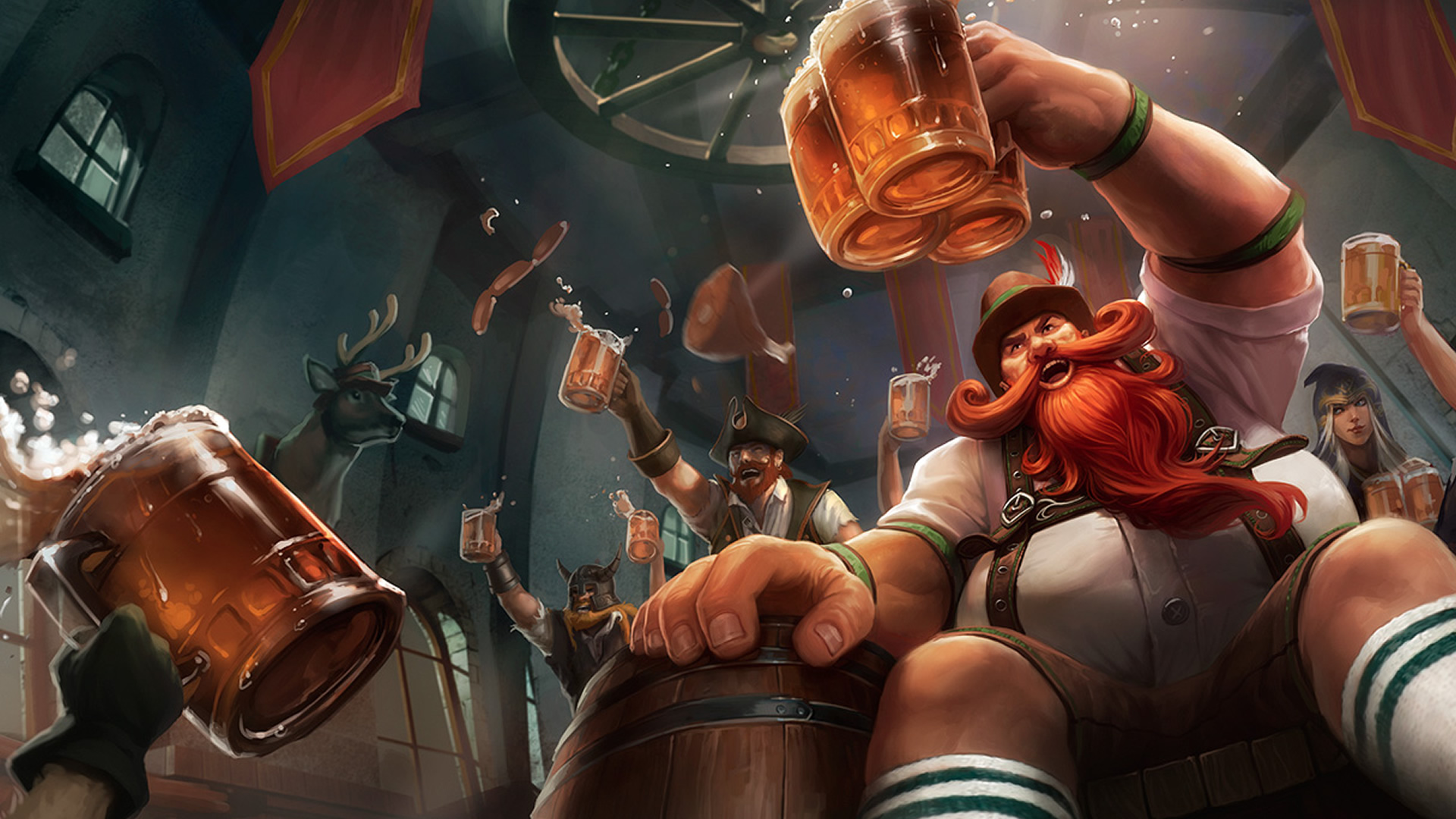 Oktoberfest Wallpapers Wallpapers High Quality Download 1920x1080