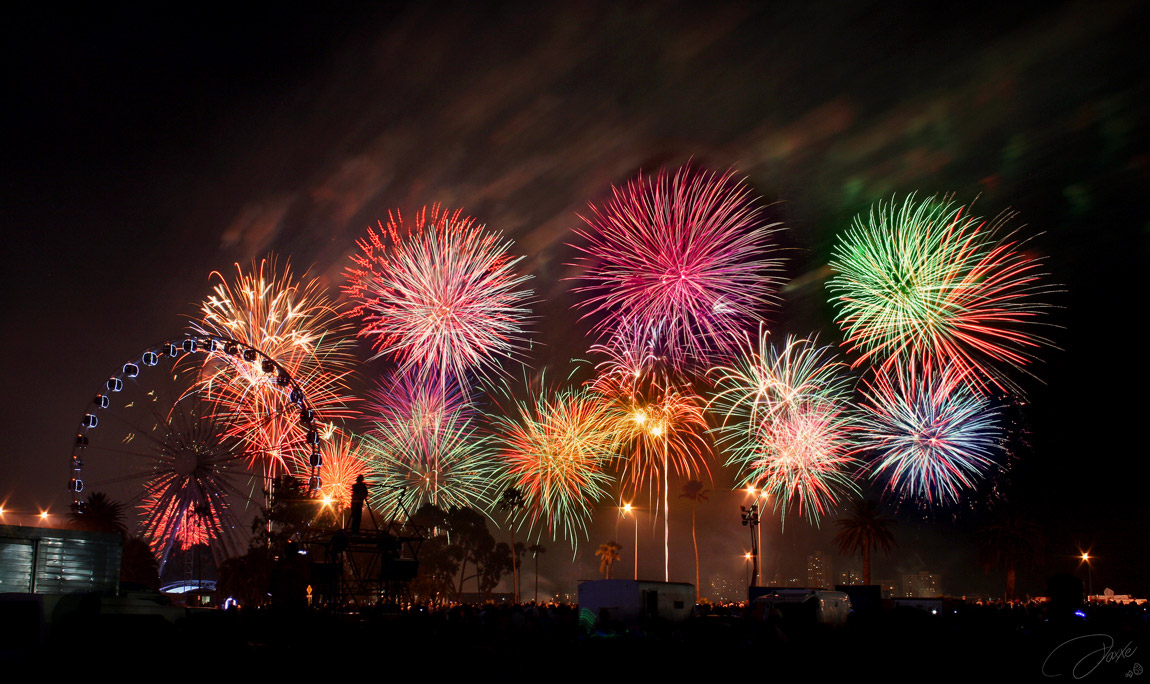 new year 2014 fireworks wallpapers hd wallpapers plus 1150x684