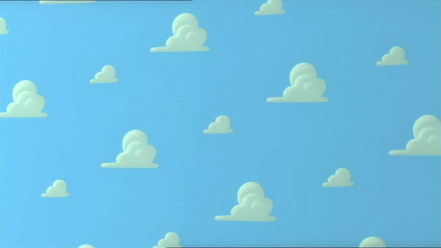Free Download Toy Story Clouds By Swbloodwolf 900x506 For Your