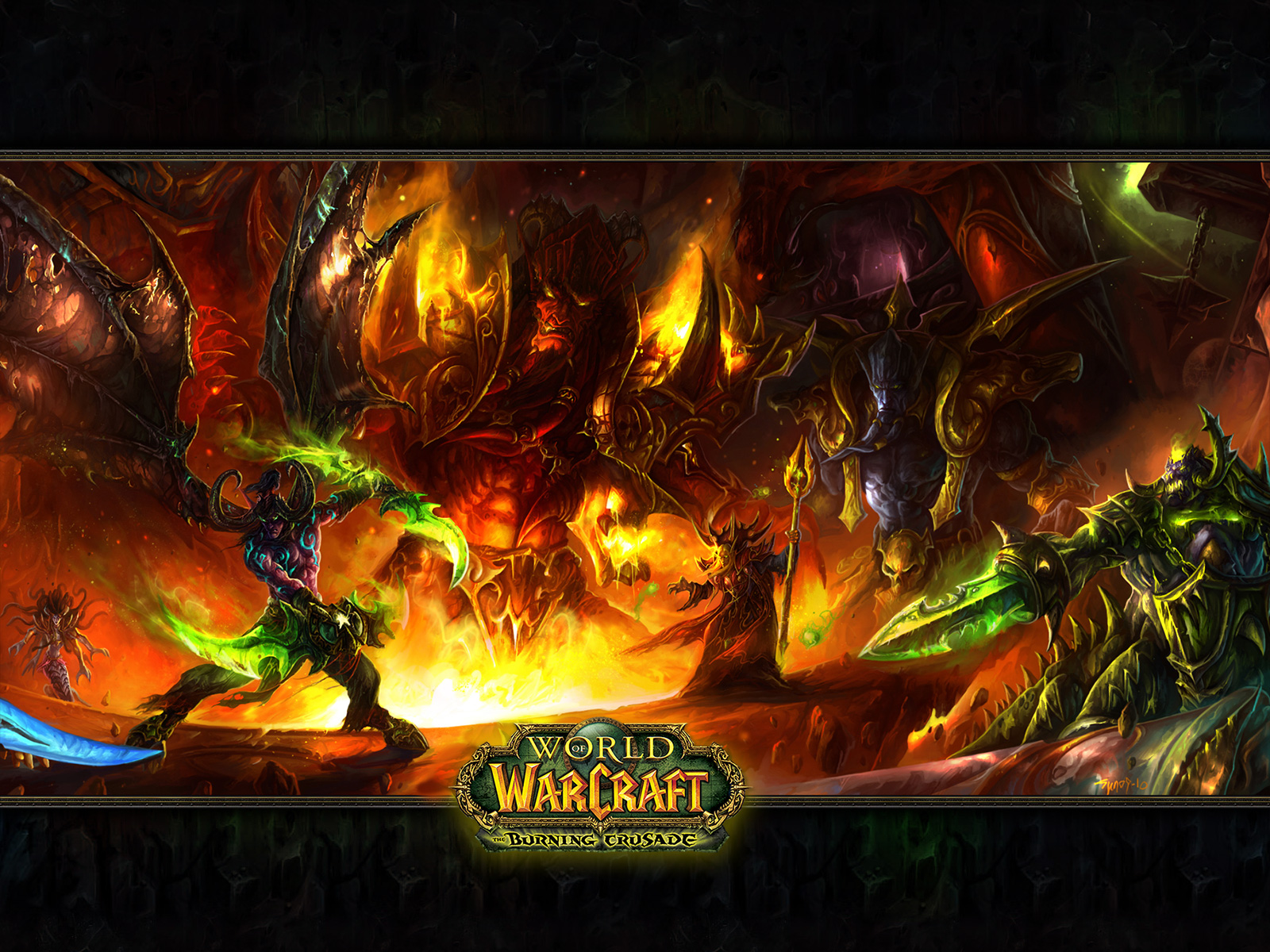 Awesomeworldofwarcraftbackgrounds 1600x1200