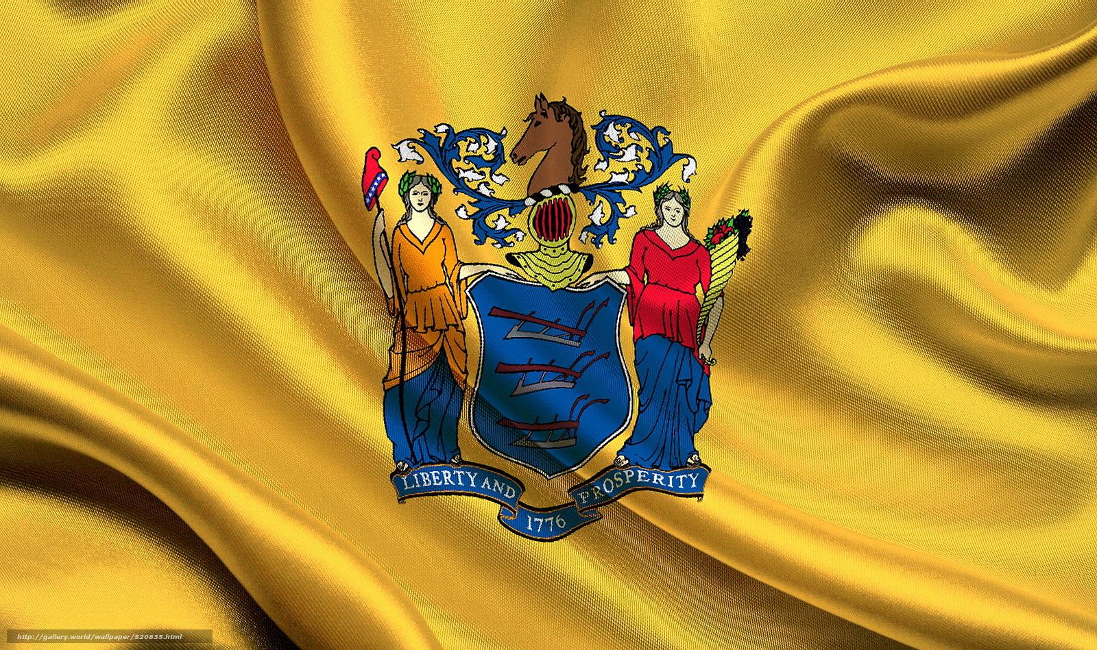 Best 43 New Jersey Desktop Background on HipWallpaper New Year 1600x949