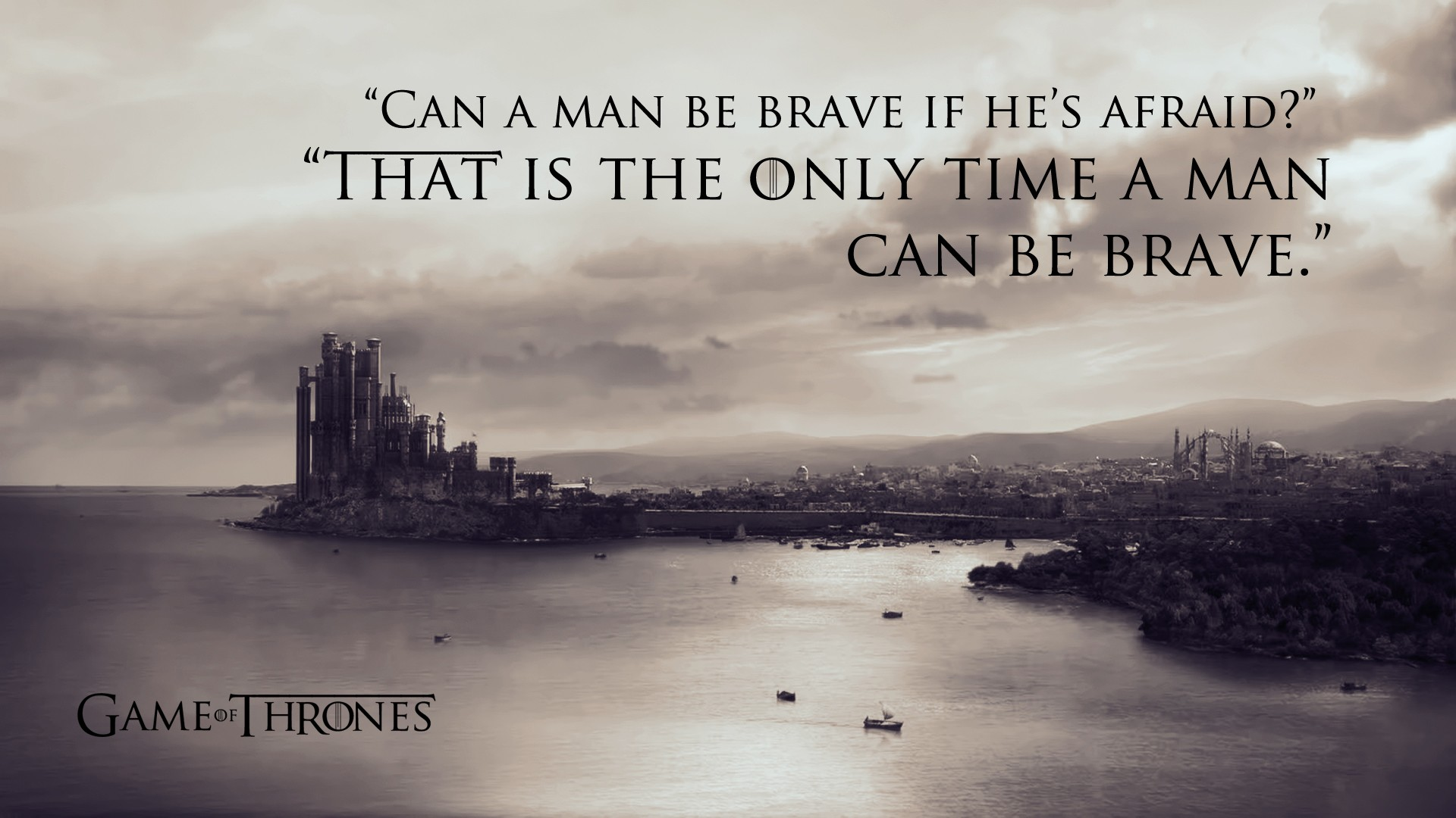 Game Of Thrones Quote Wallpaper wallpapers55com   Best Wallpapers 1920x1080