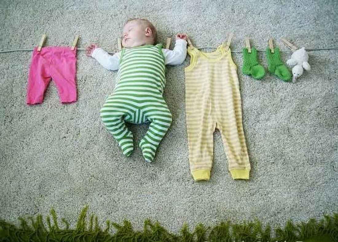 download Funny Baby Clothes 16 Desktop Wallpaper 1100x787
