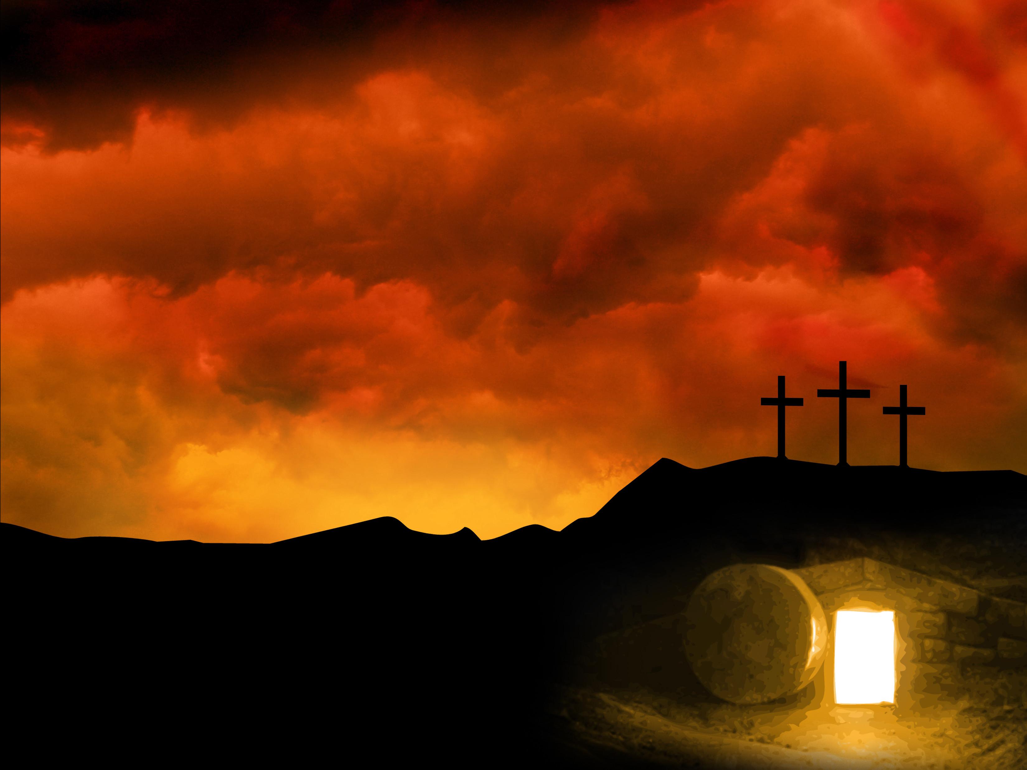 jesus resurrection wallpaper wallpapersafari