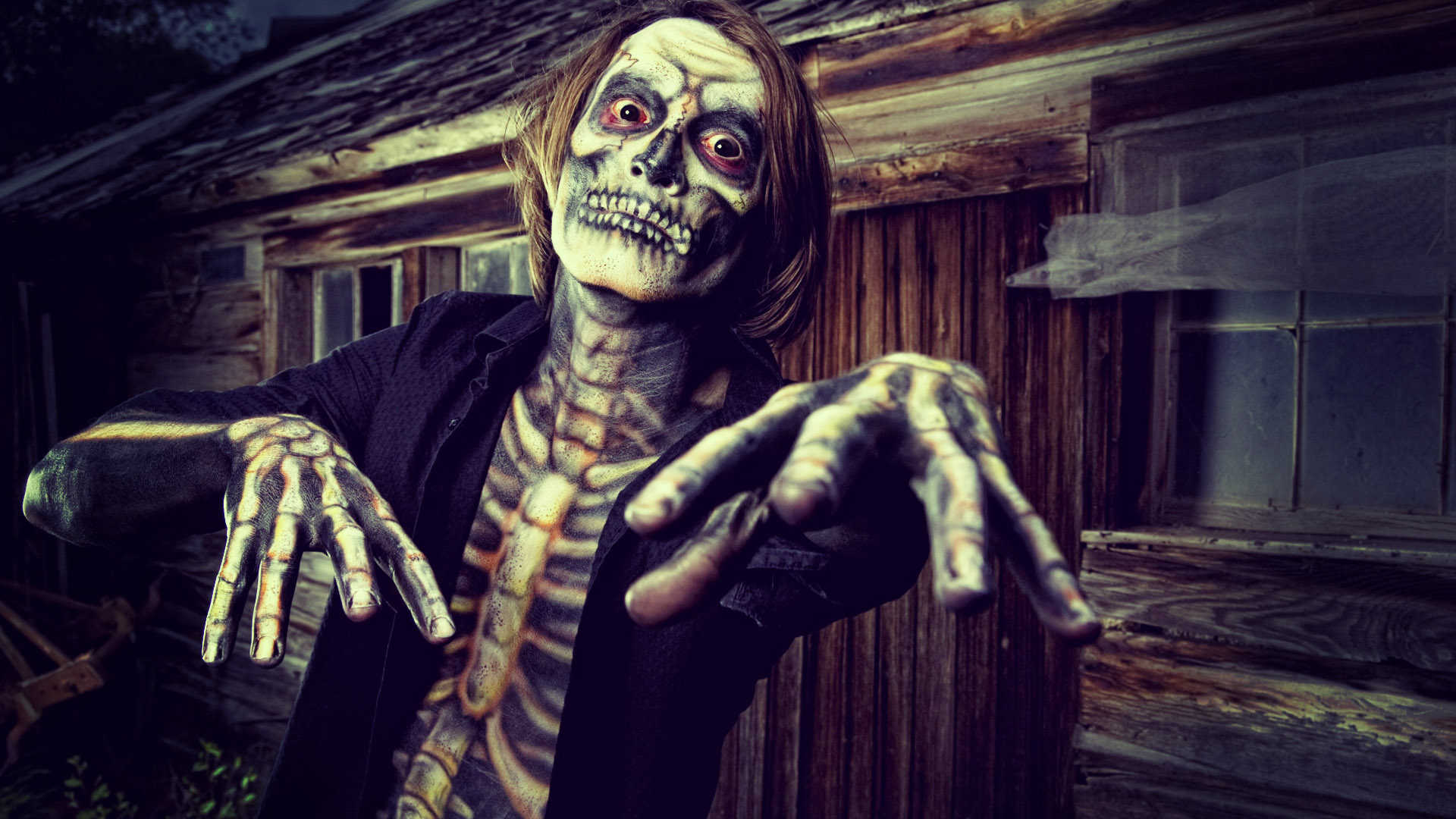 Zombie Wallpaper 1080p - WallpaperSafari